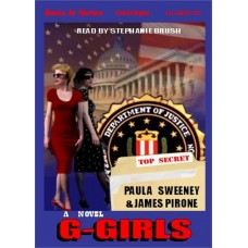 G GIRLS, download, by Paula Sweeney and James Pirone, Read by Stephanie Brush