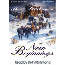 NEW BEGINNINGS, download, by Sharon Lee Thomas, Read by Beth Richmond