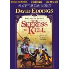 THE SEERESS OF KELL, download, by David Eddings, (Malloreon Series, Book 5), Read by Cameron Beierle