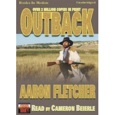 OUTBACK, download, by Aaron Fletcher, (Outback Series, Book 1), Read by Cameron Beierle
