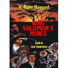 KING SOLOMON'S MINES, download, by H. Rider Haggard, Read by Jack Sondericker