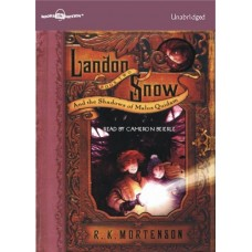 THE SHADOWS OF MALUS QUIDAM, download, by R.K. Mortenson, (Landon Snow Series, Book 2), Read by Cameron Beierle
