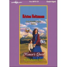 HONOR'S QUEST, download, by Kristen Heitzmann, (Honor's Series, Book 3), Read by Suzanne Niles