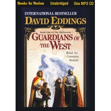 GUARDIANS OF THE WEST, download, by David Eddings, (The Malloreon Series, Book 1), Read by Cameron Beierle