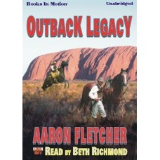 OUTBACK LEGACY, download, by Aaron Fletcher, (Outback Series, Book 5), Read by Beth Richmond
