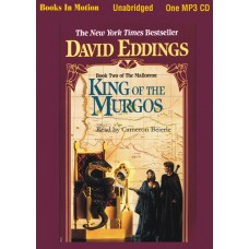 KING OF THE MURGOS, download, by David Eddings, (The Malloreon Series, Book 2), Read by Cameron Beierle
