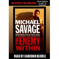 THE ENEMY WITHIN, download, by Michael Savage, Read By Cameron Beierle