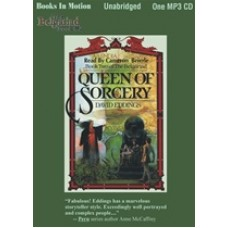 QUEEN OF SORCERY, download, by David Eddings, (The Belgariad Series, Book 2), Read by Cameron Beierle