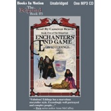 ENCHANTERS END GAME, download, by David Eddings, (The Belgariad Series, Book 5), Read by Cameron Beierle