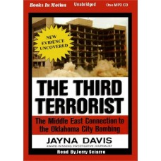 THE THIRD TERRORIST, download, by Jayna Davis, Read by Jerry Sciarrio