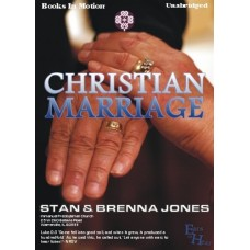 EARS TO HEAR - CHRISTIAN MARRIAGE, download, by Stan and Brenna Jones, Read by Various Readers