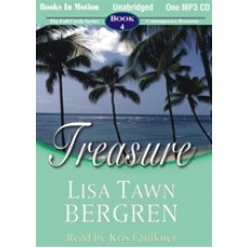 TREASURE, download, by Lisa Tawn Bergren, (Full Circle Series, Book 4), Read by Kris Faulkner