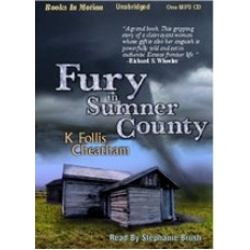 A FURY IN SUMNER COUNTY, download, by K. Follis Cheatham, Read by Stephanie Brush