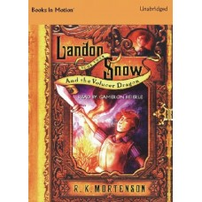 THE VOLUCER DRAGON, download, by R.K. Mortenson, (Landon Snow Series, Book 4), Read by Cameron Beierle