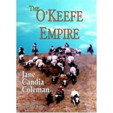 THE O'KEEFE EMPIRE, download, by Jane Candia Coleman, Read by Stephanie Brush