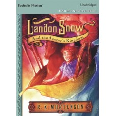 THE AUCTOR'S KINGDOM, download, by R.K. Mortenson, (Landon Snow Series, Book 5), Read by Cameron Beierle