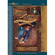 THE AUCTOR'S RIDDLE, download, by R.K. Mortenson, (Landon Snow Series, Book 1), Read by Cameron Beierle