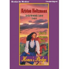 HONOR'S PLEDGE, download, by Kristen Heitzmann, (Honor's Series, Book 1), Read by Suzanne Niles