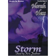 STORM, download, by Norah Hess, Read by Kris Faulkner