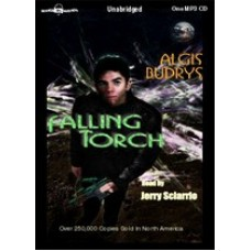 FALLING TORCH, download, by Algis Budrys, Read by Jerry Sciarrio