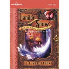 THE ISLAND OF ARCANUM, download, by R.K. Mortenson, (Landon Snow Series, Book 3), Read by Cameron Beierle
