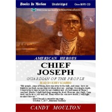 AMERICAN HEROES: CHIEF JOSEPH, download, by Candy Moulton, Read by Jerry Sciarrio