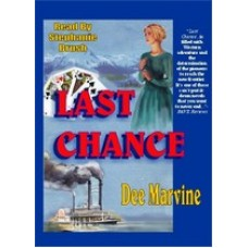 LAST CHANCE, download, by Dee Marvine, Read by Stephanie Brush