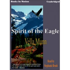 SPIRIT OF THE EAGLE, download, by Vella Munn, (The Soul Survivors Series, Book 2), Read by Stephanie Brush