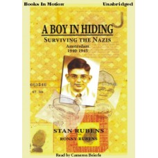A BOY IN HIDING, download, by Stan Rubens, Read by Cameron Beierle