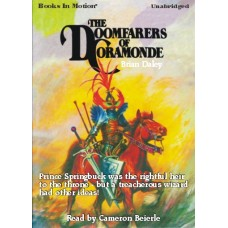 THE DOOMFARERS OF CORAMONDE, download, by Brian Daley, (Coramonde Series, Book 1), Read by Cameron Beierle