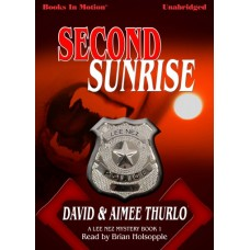 SECOND SUNRISE, download, by David and Aimee Thurlo, (Lee Nez Series, Book 1), Read by Brian Holsopple