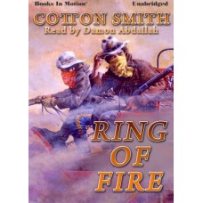 RING OF FIRE, download, by Cotton Smith, Read by Damon Abdallah