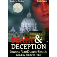 DEATH AND DECEPTION, download, by Jeanne VanDusen-Smith, Read by Jennifer Hille