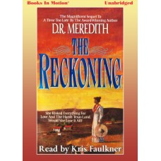 THE RECKONING, download, by D.R. Meredith (The McDade Family Chronicles, Book 2), Read by Kris Faulkner