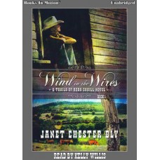 WIND IN THE WIRES, download, by Janet Chester Bly (The Trails of Reba Cahill Series, Book 1), Read by Kelly Willis