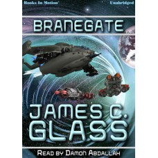 BRANEGATE, download, by James C. Glass, Read by Damon Abdallah