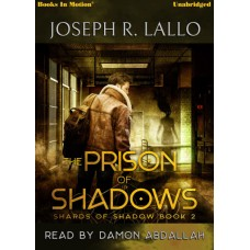 THE PRISON OF SHADOWS, download, by Joseph R. Lallo (Shards Of Shadow, Book 2), Read by Damon Abdallah