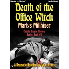 DEATH OF THE OFFICE WITCH, download, by Marlys Millhiser (Charlie Greene Mystery Series, Book 2), Read by Lynda Evans